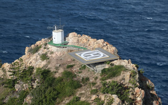 High Peak Island AtoN Structure, Helipad and Walkway Replacement