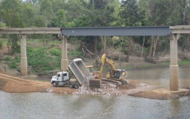 CSR Permanent Bridge Repairs Lander Creek & Expedition Pass