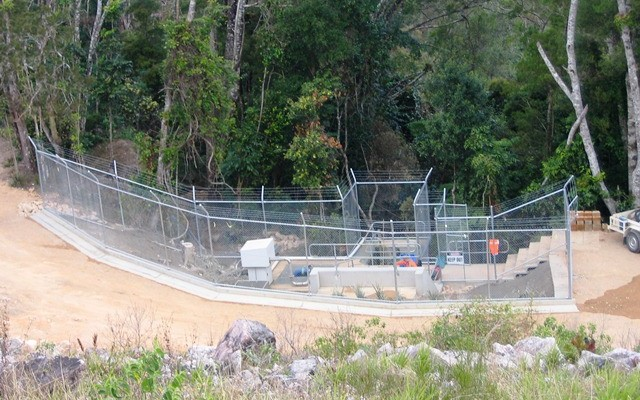 Paluma and Mt Spec Pipeline Rehabilitation Project
