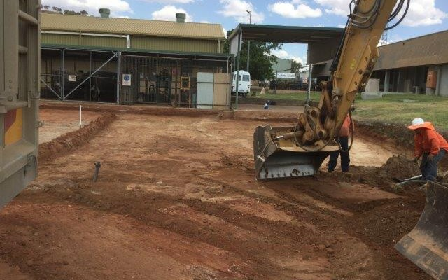 Mt Isa ARES Depot Civil Works
