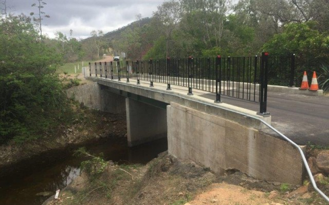 Mt Stuart Road Bridge Rehabilitation