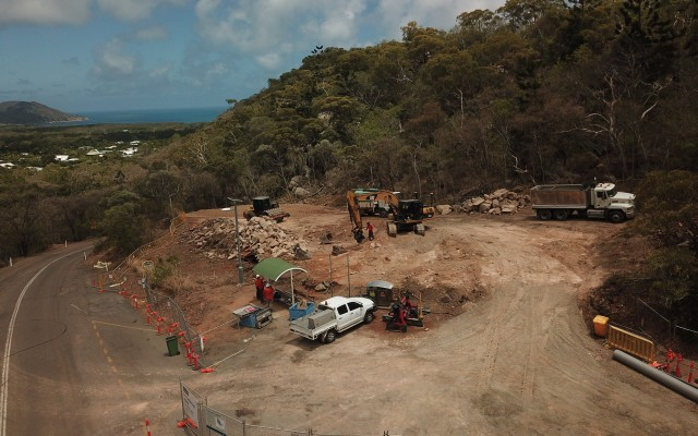 Magnetic Island Forts Junction Hub Upgrade